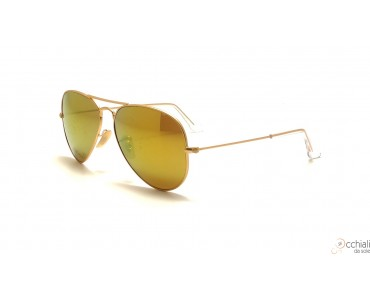 Ray-Ban 3025 112/93 Aviator TM Large Metal