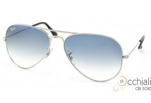 Ray Ban 3025 003/3F Aviator TM Large Metal