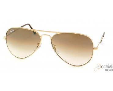 Ray Ban 3025 001/51 Aviator TM Large Metal