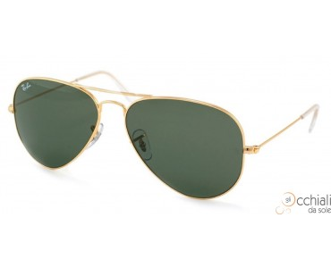 Ray Ban 3025 L0205 Aviator TM Large Metal