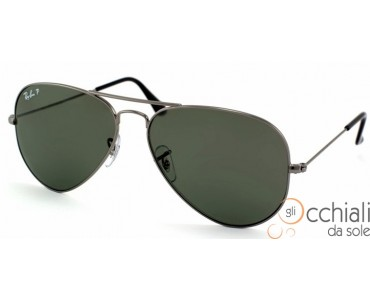 Ray Ban 3025 004/58 Aviator TM Large Metal