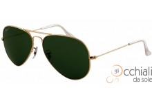 Ray Ban 3025 001/58 Aviator TM Large Metal