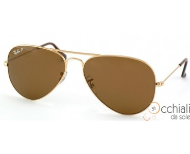 Ray Ban 3025 001/57 Aviator TM Large Metal