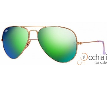 Ray Ban 3025 112/P9 Aviator TM Large Metal