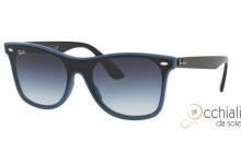 Ray Ban Blaze Wayfarer New Color 4440N 64170S