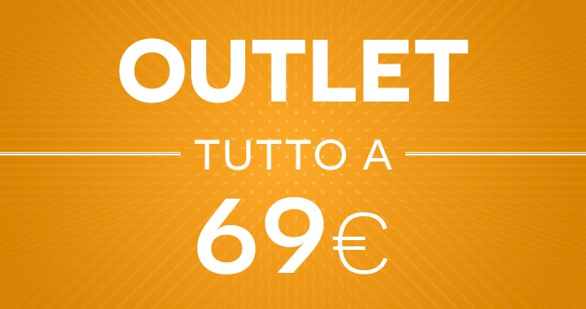 cchiali in Outlet a 69 €